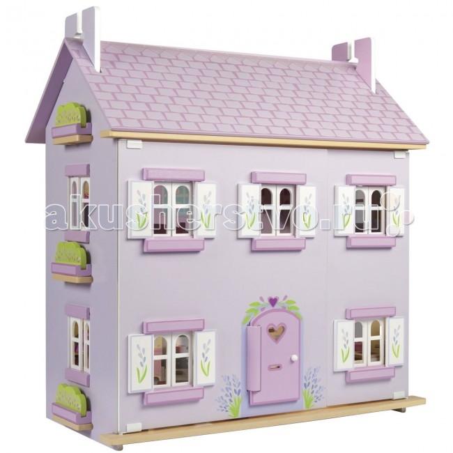 LeToyVan Кукольный домик Лавандовый