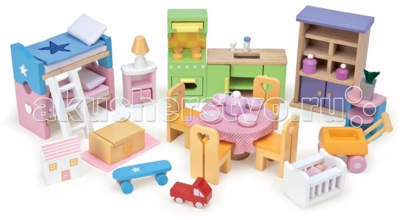 LeToyVan Базовый набор мебели