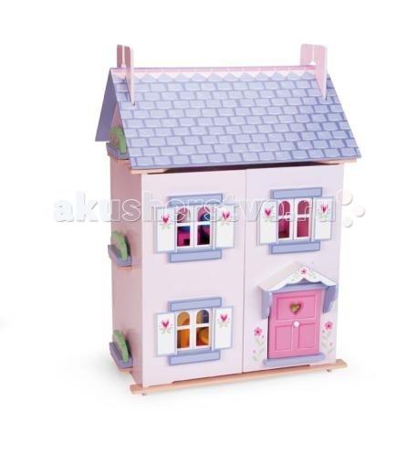 LeToyVan Кукольный домик Изабелла с мебелью