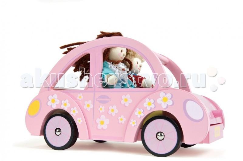 Деревянная игрушка LeToyVan Автомобиль Софи