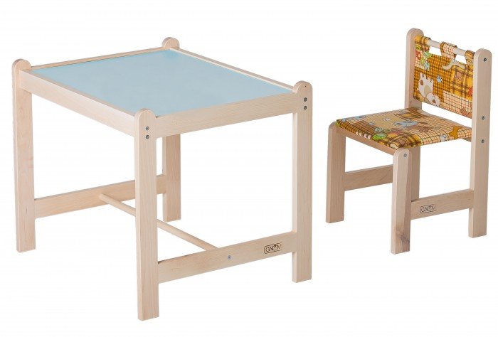 Гном Набор мебели Малыш-2Набор мебели Малыш-2Малыш-2 - набор мебели, который поможет малышу подготовиться к школе. Отличный стол и удобный стул - все что нужно для успешного и занимательного занятия рисованием, лепкой и другими детскими развлечениями.   Рекомендовано для детей от 1 до 5 лет.  Набор состоит из стульчика и стола, изготовленных из натуральных материалов. Оба изделия покрыты нетоксичным прозрачным лаком. Сидение мягкое, оно обито непромокаемой тканью, которая очень легко моется и чистится.  Размеры: высота стула по сидению: 300 мм высота до плоскости столешницы: 520 мм размер столешницы: 520x620 мм  Материал: массив березы, крашенный МДФ с аппликацией  Вес в упаковке: 7 кг  Расцветки в ассортименте!<br>