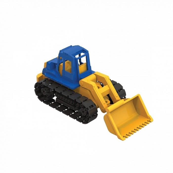 Нордпласт Трактор Байкал с грейдеромТрактор Байкал с грейдеромИгрушка, выполненная в ярких цветах, обладает особой прочностью. У машины имеются подвижные элементы.  Машинку удобно катать. Играя с машинкой, малыш развивает координацию движений и моторику рук.  Малышу будет доволен новой прочной машиной, которая прослужит очень долго.  Изготовлено из высококачественной пластмассы.  Размеры 36 X 16 X 16 см<br>