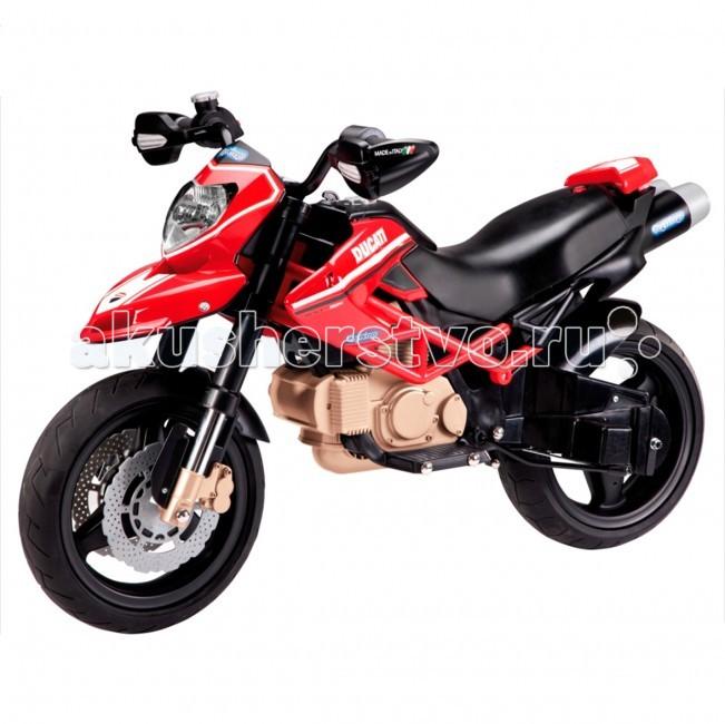 Электромобиль Peg-perego Ducati Hypermotard MC0015
