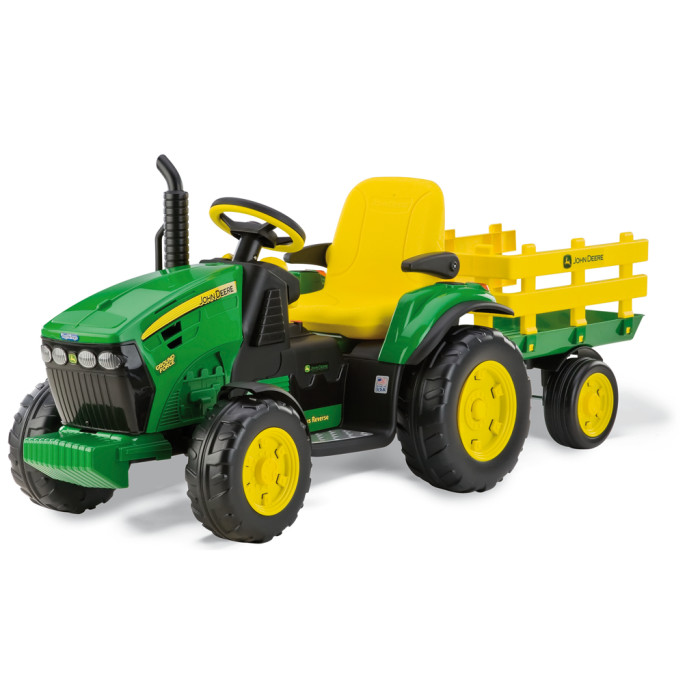 ������������� Peg-perego JD Ground Force w/trailer OR0047