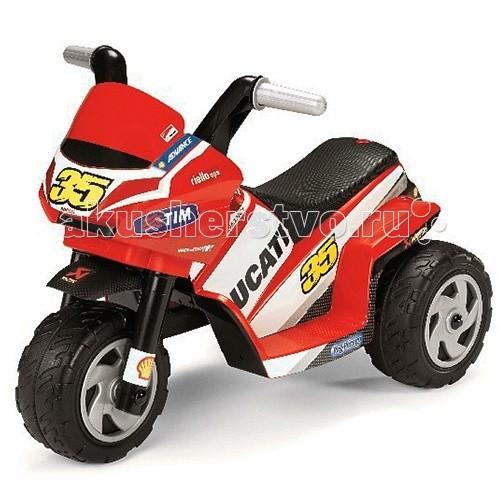 Электромобиль Peg-perego Mini Ducati MD0005