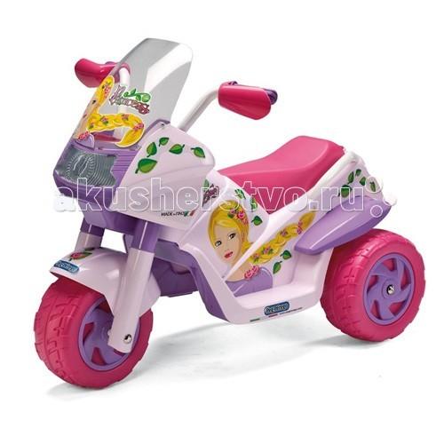 Электромобиль Peg-perego Raider Princess ED0917