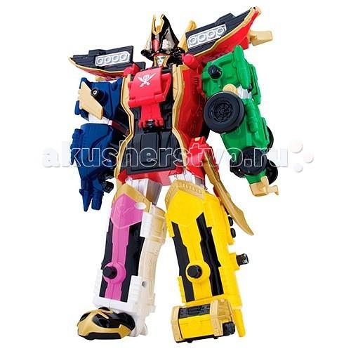 Power Rangers Samurai Могучие рейнджеры Супер мегазорд 1-ый
