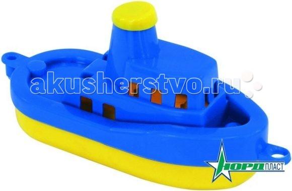 Нордпласт КорабликКорабликКораблик «Нордпласт» - многофункциональная игрушка.   С ним можно играть в ванне, в озере, в море, и даже в луже, если разрешит мама.   Также он неплохо плавает по песку. А еще его можно использовать как формочку – получается очень красивый песочный катерок.  Размер: 18 X 8 X 6 см. Материал: пластмасса.  Цвета в ассортименте.<br>