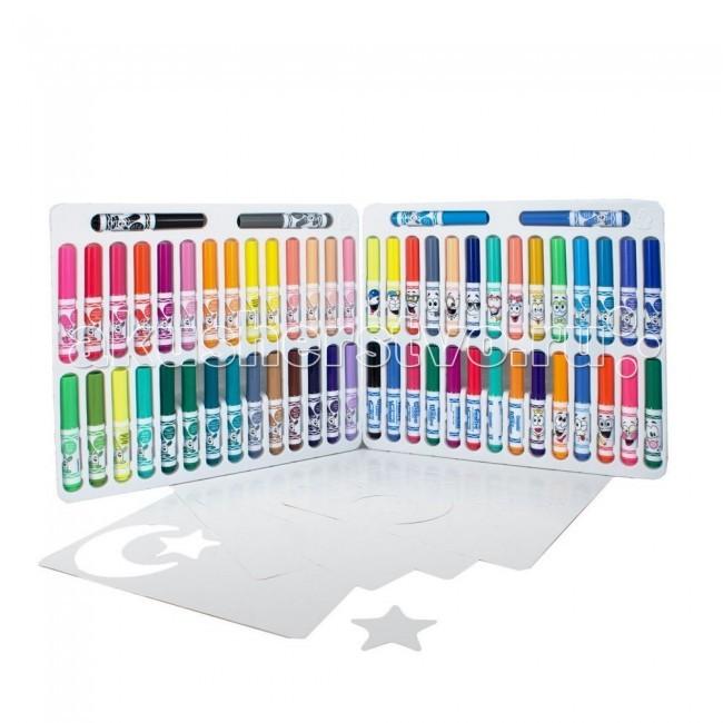 Фломастеры Crayola Гигантский набор фломастеров 60 шт.