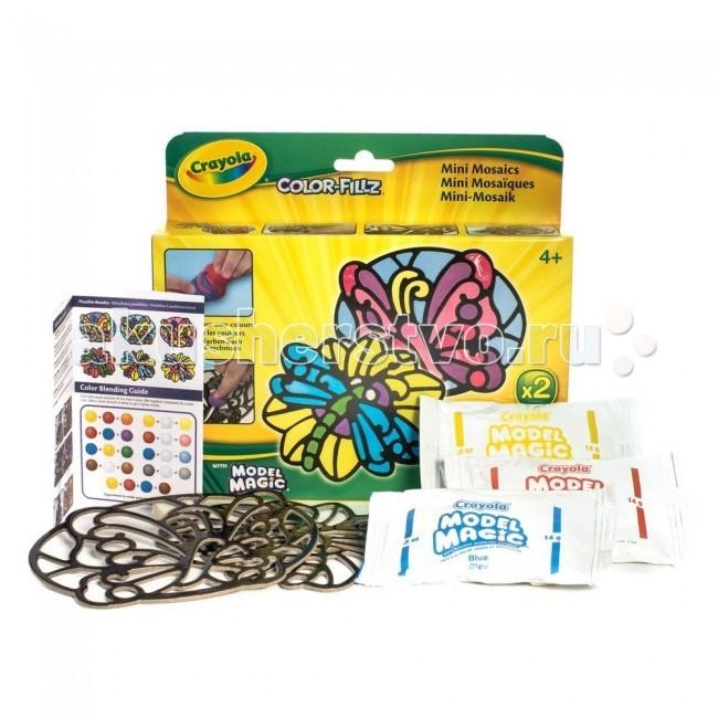Crayola Мозаика из массы для лепки