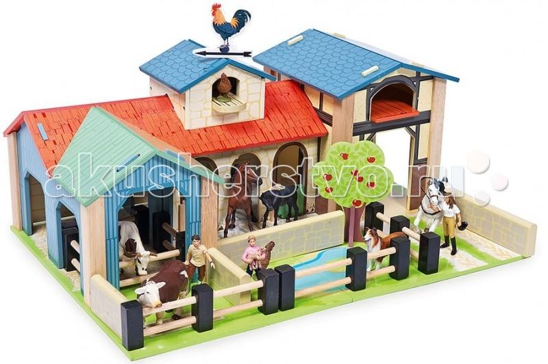 LeToyVan Игровой набор Очаровательная ферма