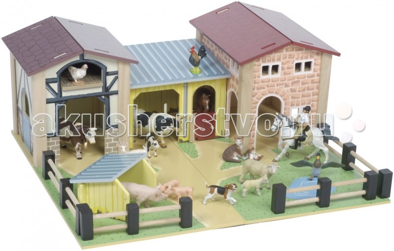 LeToyVan Игровой набор Ферма