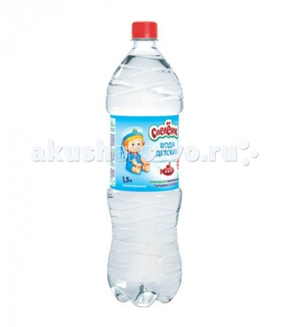 Спеленок Вода детская питьевая с 0 мес. 1.5 л