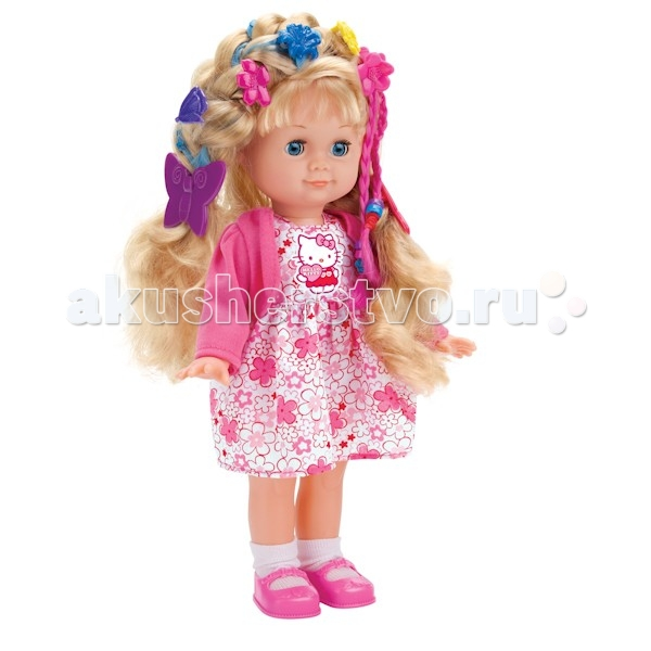 Карапуз Hello Kitty 40 см 13546-RU