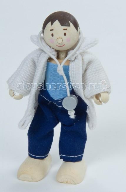 LeToyVan Кукла Доктор