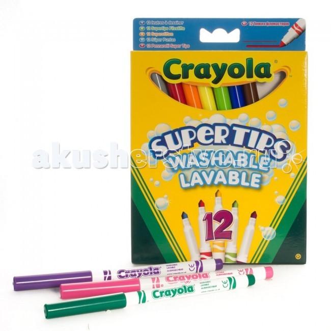 ���������� Crayola ��������� 12 ��.