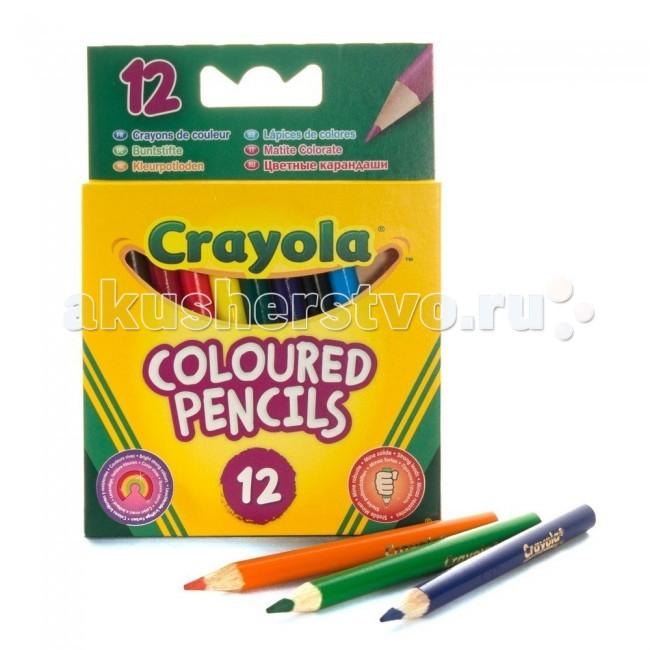 Crayola 12 цветов