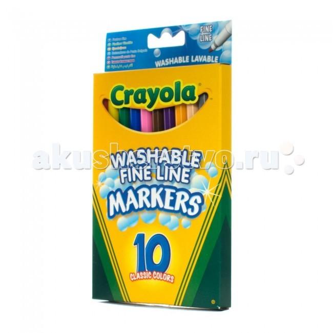���������� Crayola ������ ��������� 10 ��.