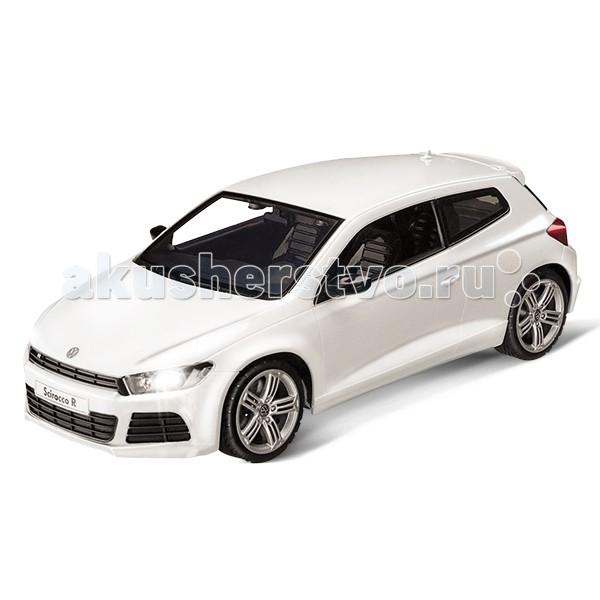 XQ Машина Volkswagen Scirocco R 1:16 XQRC16-9Машина Volkswagen Scirocco R 1:16 XQRC16-9XQ Машина Volkswagen Scirocco R 1:16 на аккумуляторе - это прекрасная радиоуправляемая модель несомненно понравится вашему мальчику!   Особенности: Особенность этой модели в том, что она работает на перезаряжаемом аккумуляторе, который входит в комплект. Во время езды у этой машинки фары загораются светом, так что играть можно даже в условиях плохого освещения, на улице или же в помещении.  Удобный пульт пистолетного типа хорошо ложится в руку, делает управление очень комфортным.<br>