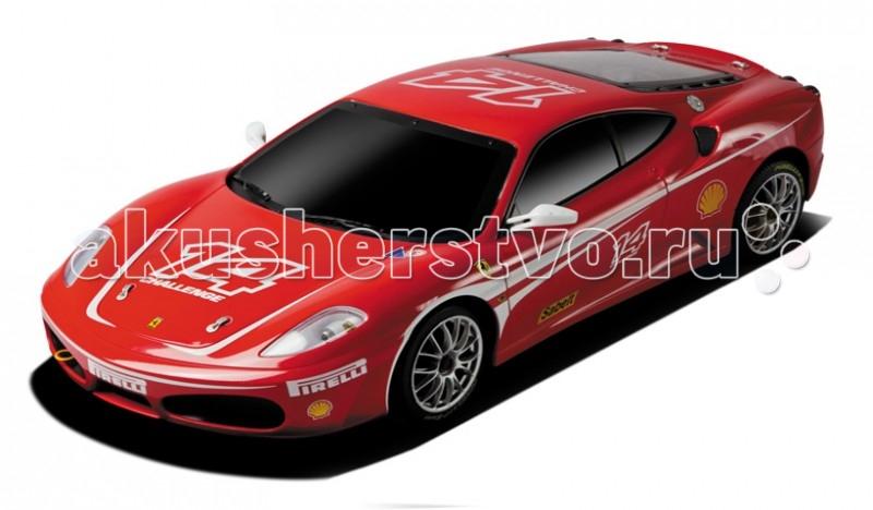 XQ Машина Ferrari F430 Challenge 1:24Машина Ferrari F430 Challenge 1:24XQ Машина Ferrari F430 Challenge 1:24 станет любимцем в коллекции машинок ребенка. На такой машине хочется ездить и гордиться ею. Покататься на ней, может, и не получится, но зато похвастаться друзьям вполне.   Особенности: Машина сделана из высококачественных материалов, легкая, маневренная. Гоночный автомобиль может двигаться вперед, назад и поворачивать в любом направлении.  Модель проста в эксплуатации, с управлением справится даже новичок.<br>