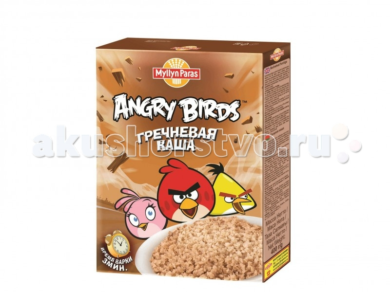 Myllyn Paras ����������� Angry Birds ���� ��������� 400 �