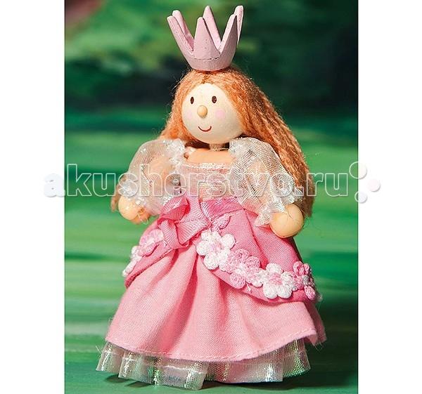 LeToyVan Кукла Принцесса ФранческаКукла Принцесса ФранческаLeToyVan Принцесса Франческа.  Миниатюрные дизайнерские куколки, более 80 самых разных человечков с индивидуальным характером исполнения.  Королевская семья, волшебники и феи; отважные рыцари и морские пираты, фигурки-профессии футболисты, повар, уборщица, официантка, британский гвардеец и другие; персонажи из истории, фантазийные герои и герои сказок; ангелы, танцовщицы и много других. Смотреть всех героев Budkins.  В куклы можно играть сочетая с игровыми наборами Le Toy Van; размер кукол, форма и дизайн специально разработаны, например: набор кукол Пожарные + Пожарная машина и игровой набор Пожарная станция набор кукол Строители + игровой набор Дорожная техника куклы сказочных героев + кукольный замок куклы-пираты + пиратский корабль куклы-рыцари + замок для мальчика с аксессуарами. Для взрослого человека сувенирная куколка может стать подарком к празднику или встрече. приятный и радостный подарок на 8 Марта или 23 февраля нетрадиционный подарок на день рождение как знак внимания подарок на Новый год волшебных героев из сказок тематический сувенир для профессиональной деятельности пожарные, строители, врачи, учителя, футболисты, охранники Куклу Budkins приятно получить в подарок на любой праздник. Оригинально, очень красиво, вызывает только приятные эмоции и радостное настроение.<br>