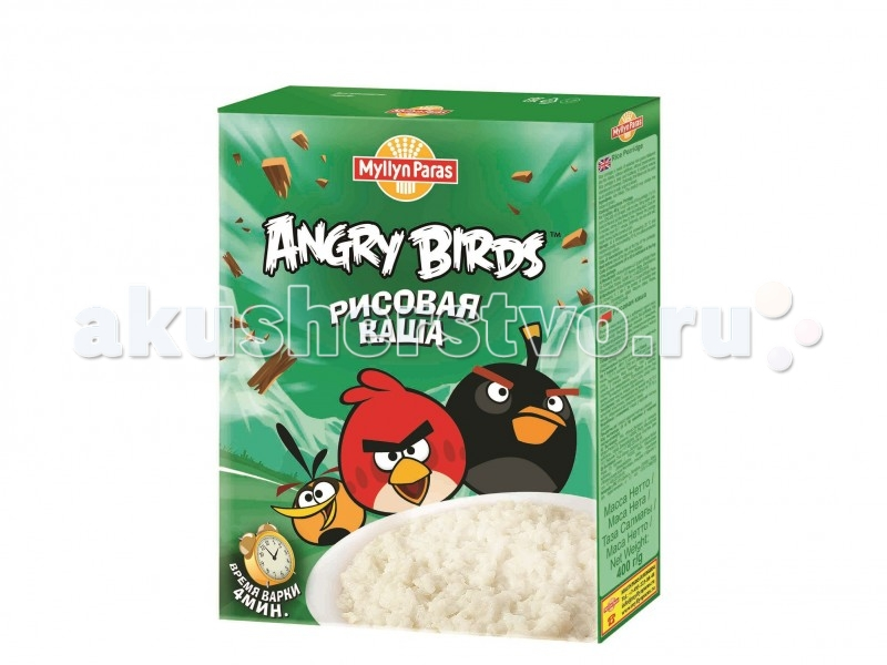 Myllyn Paras ����������� Angry Birds ���� ������� 400 �