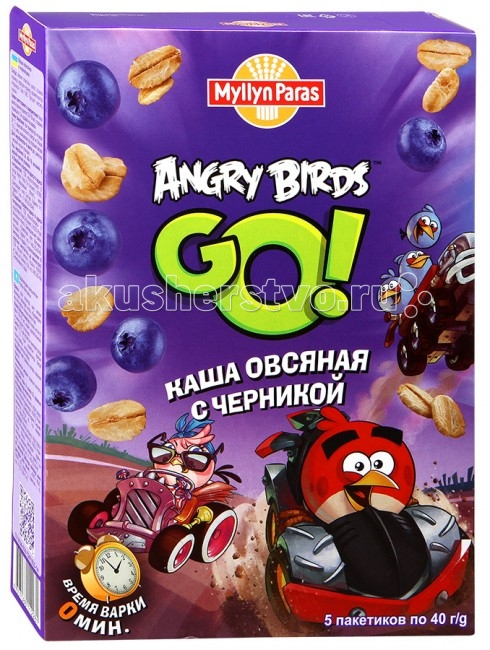 Myllyn Paras ����������� Angry Birds ���� ������� � �������� 200 �