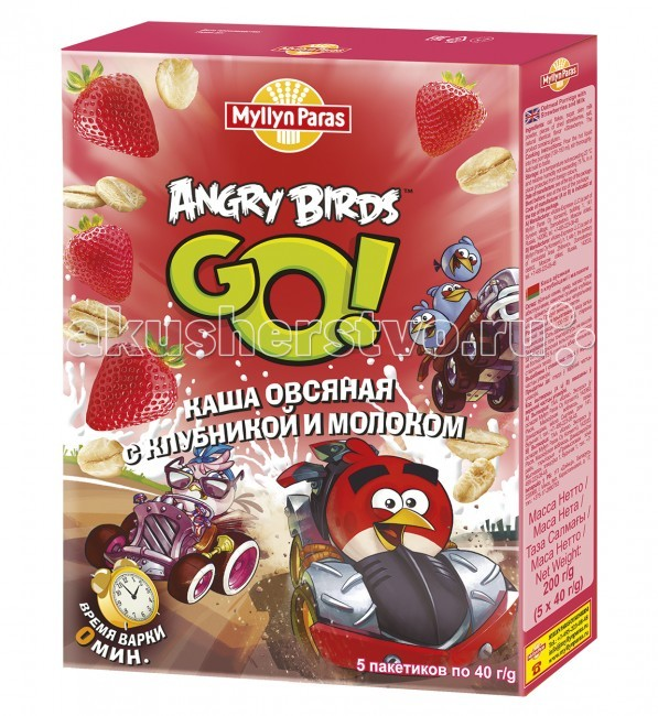 Myllyn Paras �������� Angry Birds ���� ������� � ��������� 200 �