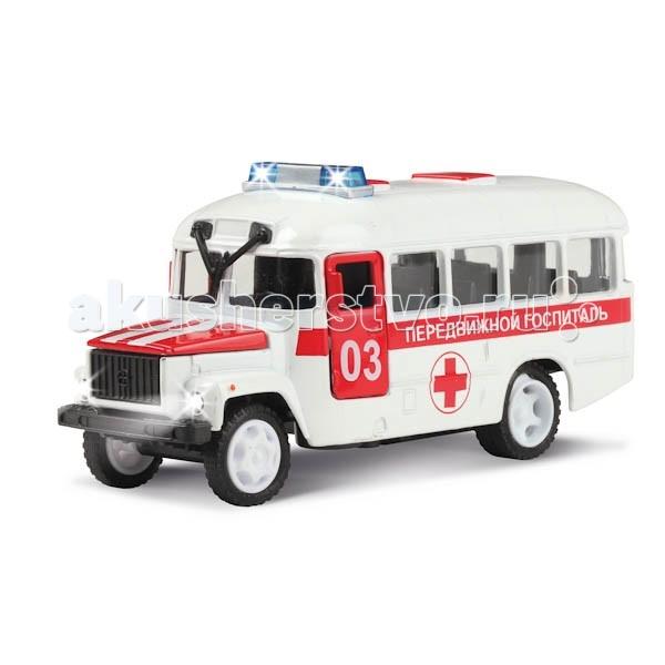 Технопарк Машина КАВЗ Передвижной госпиталь