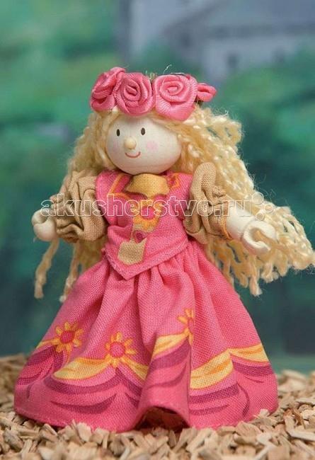 Купить Куклы Принцесса Амелия  Куклы LeToyVan