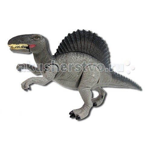 Dragon Динозавры со звуковыми и световыми эффектами СпинозаврДинозавры со звуковыми и световыми эффектами СпинозаврDragon Динозавры со звуковыми и световыми эффектами - Спинозавр - серия Мегазавры - это фигурки динозавров от компании Dragon-i Toys. Фигурки оснащены звуковыми и световыми эффектами, которые сделают процесс игры еще более интересным и реалистичным.  Соберите всю коллекцию и отправьтесь в увлекательное путешествие во временя Юрского периода.  Высота фигурки: 20 см.<br>