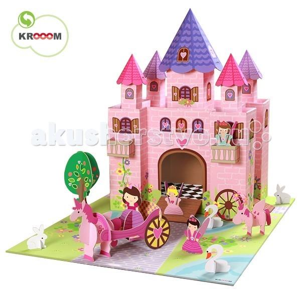 Krooom Волшебный замок принцессы Тринни