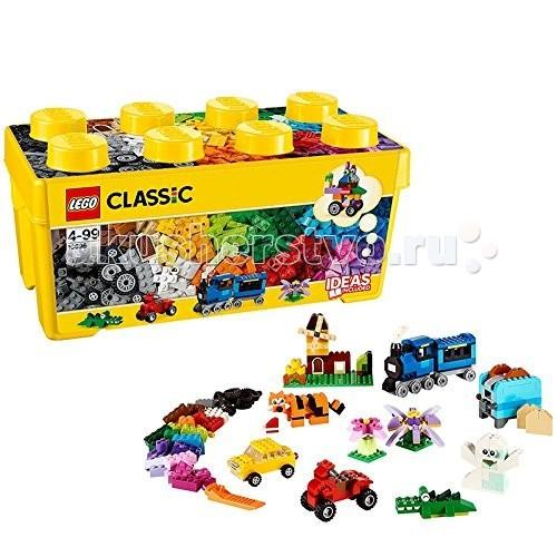 Конструктор Lego Classic 10696 Лего Классик Набор для творчества среднего размера