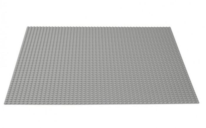 Конструктор Lego Classic 10701 Лего Классик Строительная пластина сераяClassic 10701 Лего Классик Строительная пластина сераяКонструктор Lego Classic 10701 Лего Классик Строительная пластина серого цвета  Базовая пластина для конструктора из серии 4+ от LEGO.  Любая Ваша фантазия в конструировании сможет воплотиться, будь то городская улица, замок или что-то продиктованное вам собственным воображением, эта базовая пластина серого цвета размером 48x48 выступа — идеальная отправная точка для сборки, демонстрации ваших творений из LEGO® и игры с ними.  Базовая пластина размером 48x48 выступа. Серый цвет. Идеальная отправная точка для сборки, демонстрации ваших творений из LEGO и игры с ними.<br>