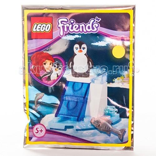 Конструктор Lego Friends 561501 Лего Подружки Пингвин и ледяная горка