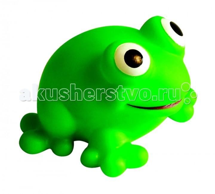 ПОМА Игрушка для ванны ЛягушонокИгрушка для ванны ЛягушонокИгрушка для ванны Лягушонок  Занимательные игрушки для игры в воде. Развивают координацию движений. Мягкие на ощупь. Брызгают водой и не тонут.  Рекомендуемый возраст: от 12 месяцев Материал: ПВХ  ПОМА® непрерывно совершенствует свою продукцию, делая ее еще более удобной, функциональной и привлекательной, расширяет ассортимент выпускаемой продукции. Постоянное общение с родителями, педиатрами и детскими психологами помогает создавать оптимальный для российского потребителя ассортимент. ПОМА® — это удобно, доступно, безопасно, красиво и понятно.<br>
