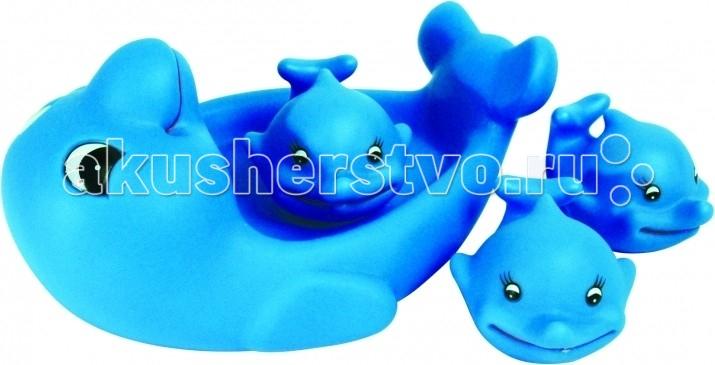 ПОМА Набор для ванны Ребятки-дельфиняткиНабор для ванны Ребятки-дельфиняткиНабор для ванны Ребятки-дельфинятки  Занимательные игрушки для игры в воде. Развивают координацию движений. Знакомят малыша с окружающим миром.  Мягкие на ощупь. Брызгают водой и не тонут.  Рекомендуемый возраст: от 12 месяцев Материал: ПВХ  ПОМА® непрерывно совершенствует свою продукцию, делая ее еще более удобной, функциональной и привлекательной, расширяет ассортимент выпускаемой продукции. Постоянное общение с родителями, педиатрами и детскими психологами помогает создавать оптимальный для российского потребителя ассортимент. ПОМА® — это удобно, доступно, безопасно, красиво и понятно.<br>