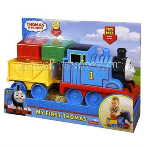 Thomas & Friends Томас и его друзья Первый паровозик для малыша