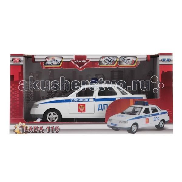 Технопарк Машина Лада 110 Полиция
