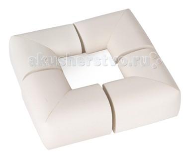 ПОМА Мягкие накладки на углы 4 шт.Мягкие накладки на углы 4 шт.Мягкие накладки на углы 4 шт.  - Защищают от серьезных травм при ударах об углы мебели - Могут крепиться на любые поверхности (дерево, стекло, пластик и т.д.) - Универсальны для любого интерьера - Из натурального материала - В подарок дополнительный набор наклеек (для повторного использования)  Товары серии Безопасный Дом разработаны так, чтобы родители могли легко использовать их для защиты своих детей от опасностей дома. На лицевой стороне упаковки изображены основные зоны использования каждого изделия. На оборотной стороне упаковки в доступной форме дана инструкция по использованию.  Рекомендуемый возраст: от 9 месяцев Материал: каучук  ПОМА® непрерывно совершенствует свою продукцию, делая ее еще более удобной, функциональной и привлекательной, расширяет ассортимент выпускаемой продукции. Постоянное общение с родителями, педиатрами и детскими психологами помогает создавать оптимальный для российского потребителя ассортимент. ПОМА® — это удобно, доступно, безопасно, красиво и понятно.<br>