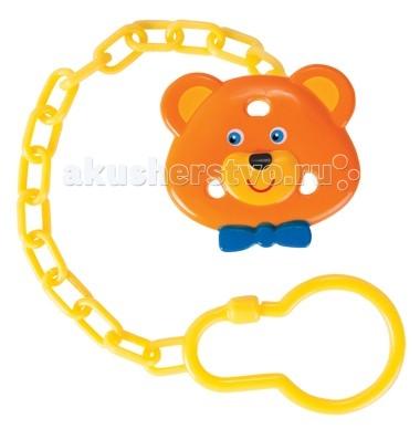 ПОМА Прищепка Мишка для пустышек и прорезывателейПрищепка Мишка для пустышек и прорезывателейПрищепка Мишка для пустышек и прорезывателей  - Легко закрепить на одежде малыша - Яркий дизайн - Удобная застежка на кольце  Перед первым использованием вымыть в теплой воде с мылом. ВНИМАНИЕ: прищепка не является игрушкой! Не используйте прищепку во время сна ребенка!  Рекомендуемый возраст: от 0 месяцев Материал: АБС-пластик, полипропилен  ПОМА® непрерывно совершенствует свою продукцию, делая ее еще более удобной, функциональной и привлекательной, расширяет ассортимент выпускаемой продукции. Постоянное общение с родителями, педиатрами и детскими психологами помогает создавать оптимальный для российского потребителя ассортимент. ПОМА® — это удобно, доступно, безопасно, красиво и понятно.<br>