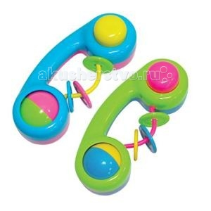 Погремушка ПОМА Телефон