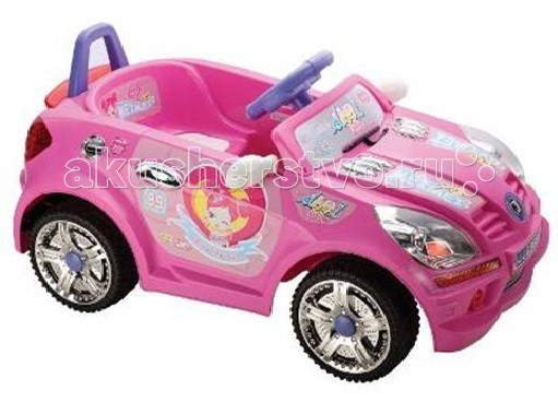 Электромобиль Kid Car Мерседес AMG GT