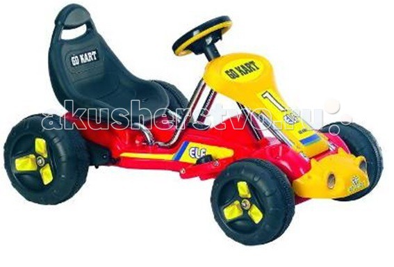 ������������� Kid Car Super Kart power