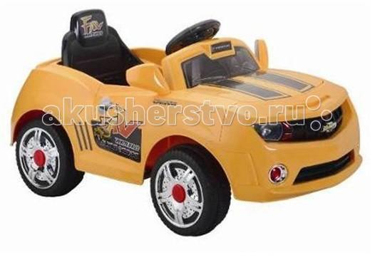Электромобиль Kid Car Шевроле Камаро