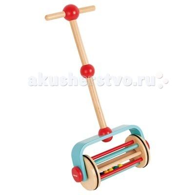 Каталка-игрушка Janod с ручкой Толкай-вези