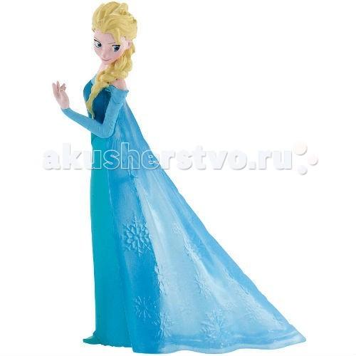 Bullyland Фигурка Принцесса Дисней Холодное сердце Эльза 8,5 см