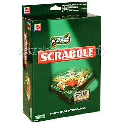 Scrabble Mattel ���������� ���� Scrabble ��� �����������