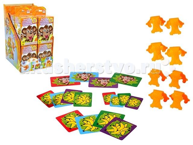 Mattel Настольная игра для путешествий Обезьянка-акробат